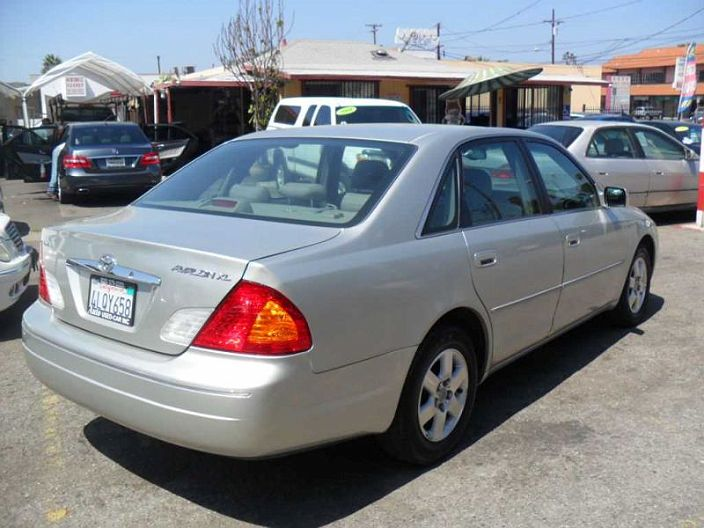 used 2000 toyota avalon xl for sale in south el monte ca 4t1bf28b2yu074240 used 2000 toyota avalon xl for sale in