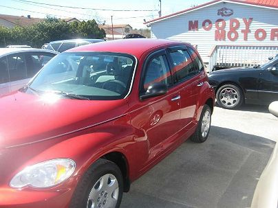 Photo 1: Maroon 2007 Chrysler PT Cruiser in Moody, AL exterior view from rear driver's side