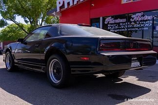 Photo 1: Black 1986 Pontiac Firebird in Hayward CA exterior view from front driver's side