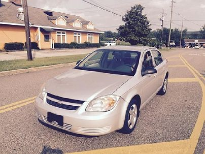 Photo 1:  2007 Chevrolet Cobalt LS in Moody, AL exterior view of driver's side