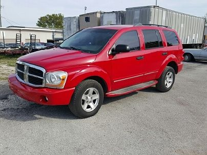 Photo 1:  2004 Dodge Durango Limited in Largo, FL exterior view from front driver's side