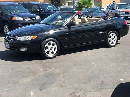 used 2001 toyota camry solara sle for sale in sacramento ca 2t1ff28p11c483270 used 2001 toyota camry solara sle for