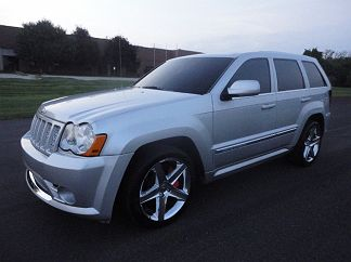 Used Jeep Grand Cherokee Srt8 For Sale Carstory