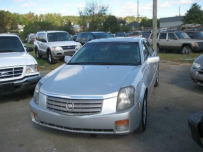 Photo 1:  2003 Cadillac CTS in Moody, AL exterior view from front driver's side