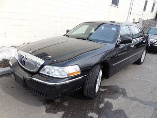 Used Lincoln Town Car Executive L For Sale Carstory