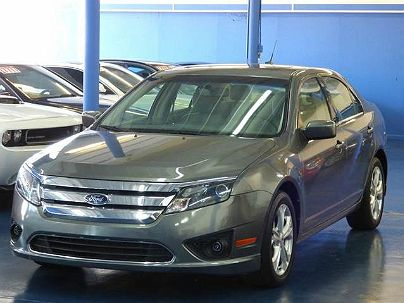 Photo 1:  2012 Ford Fusion SE in Roseville, CA