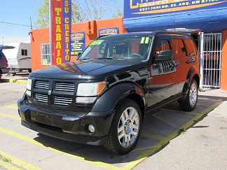 Used dodge nitro for sale near albuquerque nm carstory photo 1 black 2011 dodge nitro in albuquerque nm exterior view from front drivers side sciox Choice Image
