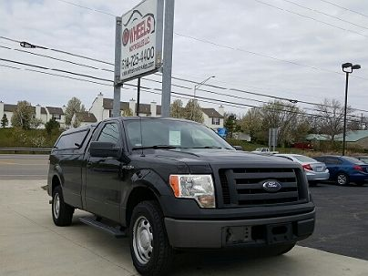 Photo 1:  2011 Ford F-150 XLT in Columbus, OH
