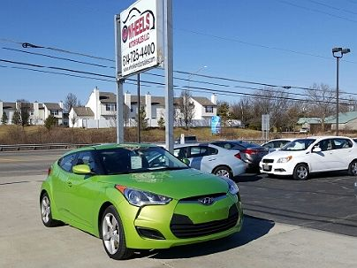 Photo 1: 2012 Hyundai Veloster with  in Columbus, OH