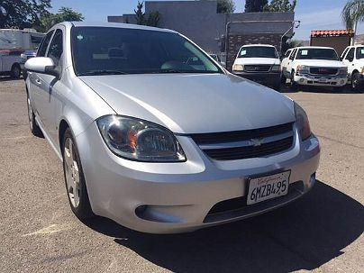 Photo 1:  2009 Chevrolet Cobalt LT LT1 in Lakeside, CA
