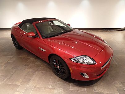 Photo 1: Carnelian Red Metallic 2013 Jaguar XK Touring in Sarasota, FL