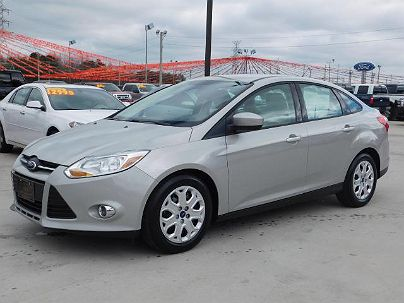 Photo 1:  2012 Ford Focus SE in Cullman, AL exterior view of driver's side