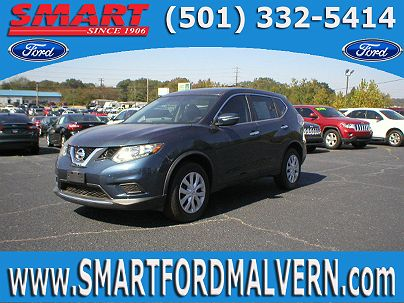 Photo 1:  2015 Nissan Rogue SV in White Hall, AR