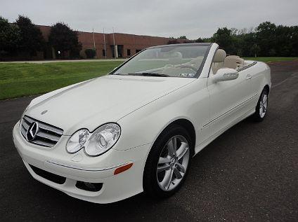 Used 2006 Mercedes Benz Clk 350 For Sale In Hatfield Pa Wdbtk56gx6t068496