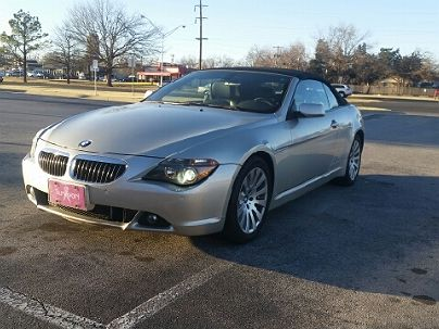 Photo 1:  2005 BMW 6 Series 645Ci in Oklahoma City, OK exterior view from front driver's side
