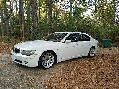 Photo 1:  2006 BMW 7 Series 750Li in Tucker, GA exterior view from front driver's side