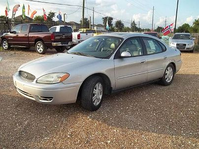 Photo 1:  2007 Ford Taurus SEL in Houston, TX