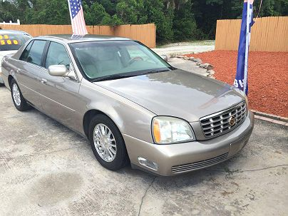 Photo 1:  2003 Cadillac DeVille DHS in Longwood, FL