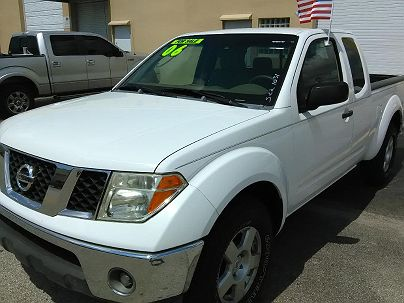 Photo 1:  2006 Nissan Frontier LE in Pompano Beach, FL