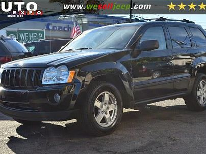Photo 1:  2007 Jeep Grand Cherokee Laredo in Huntington, NY