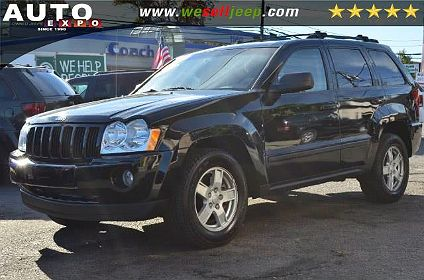 2007 Jeep Grand Cherokee Laredo >> Used 2007 Jeep Grand Cherokee Laredo For Sale In Huntington