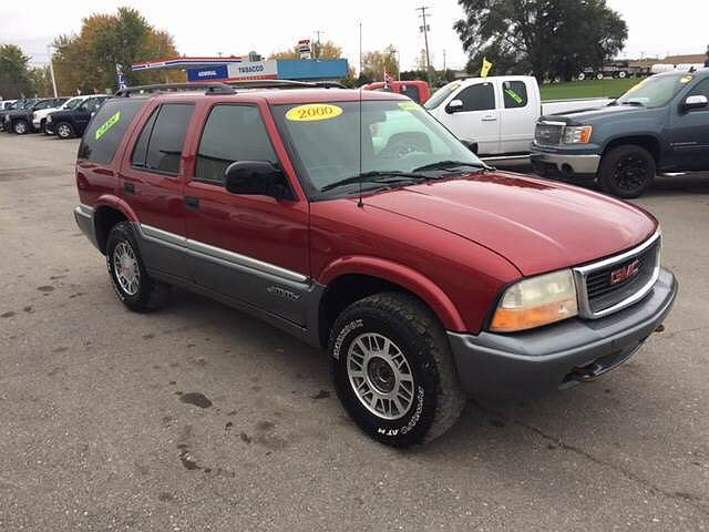 used 1999 gmc jimmy sle for sale in chesaning mi 1gkdt13w2x2515681 used 1999 gmc jimmy sle for sale in