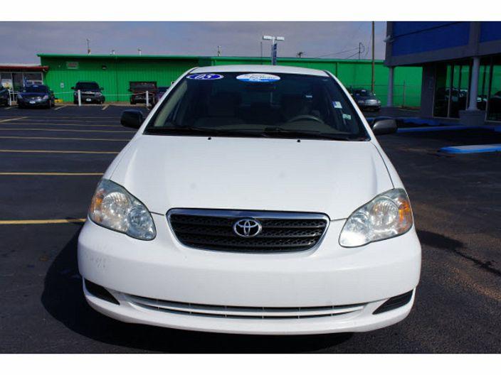 Used 2005 Toyota Corolla Ce For Sale In Oklahoma City Ok 1nxbr32ex5z492556