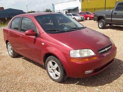 Photo 1:  2006 Chevrolet Aveo LT in Houston, TX