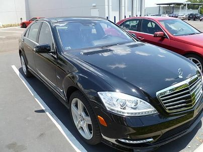 Photo 1:  2012 Mercedes-Benz S 550 in Lakeland, FL
