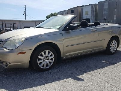 Photo 1:  2009 Chrysler Sebring LX in Largo, FL exterior view from front driver's side