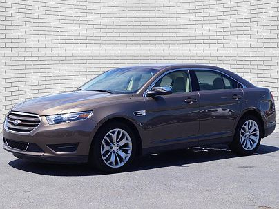 Photo 1: Caribou Metallic 2015 Ford Taurus Limited Edition in Wichita, KS