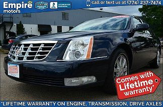 Empire Motors Canton Ma >> Used Cadillac Dts For Sale Near Canton Ma J D Power