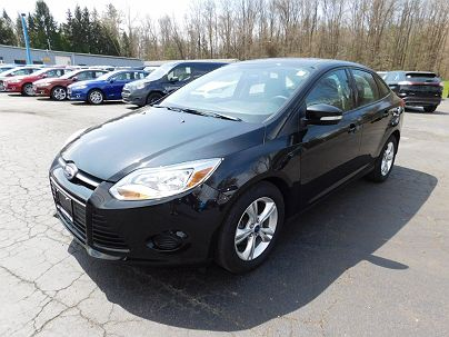 Photo 1:  2013 Ford Focus SE in Gowanda, NY exterior view from front driver's side