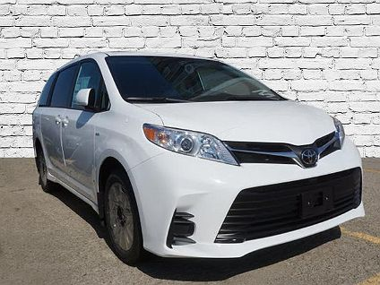 New 2020 Toyota Sienna Le For Sale In Boston Ma