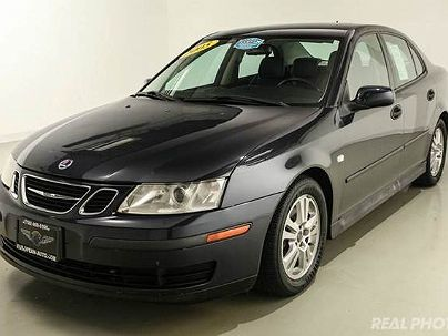 Photo 1:  2005 Saab 9-3 Linear in Westchester, IL