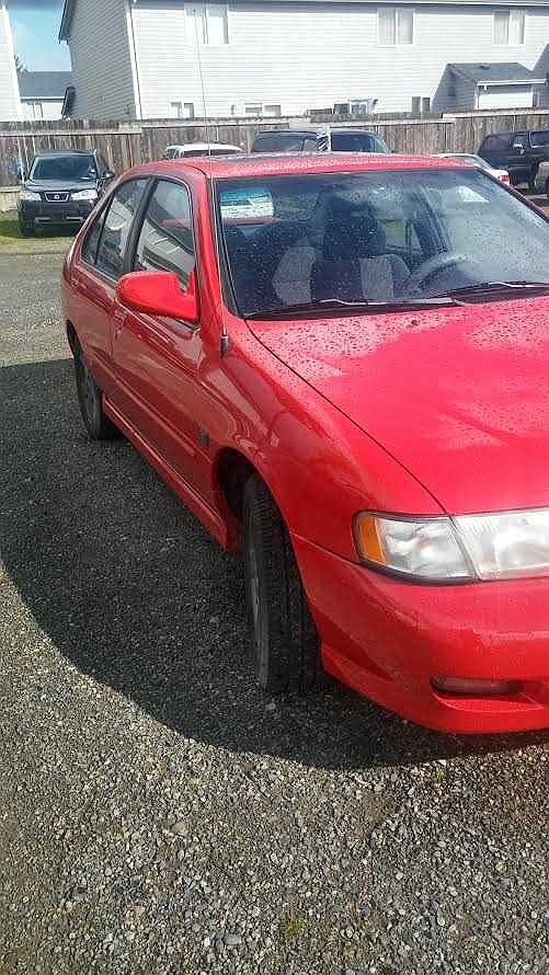 used 1999 nissan sentra se for sale in auburn wa 3n1bb41d6xl003402 used 1999 nissan sentra se for sale in