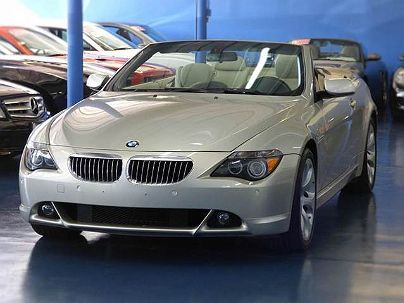 Photo 1:  2007 BMW 6 Series 650i in Roseville, CA