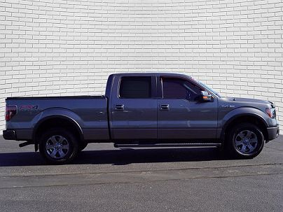 Photo 1: Sterling Gray Metallic 2012 Ford F-150 FX4 in Wichita, KS