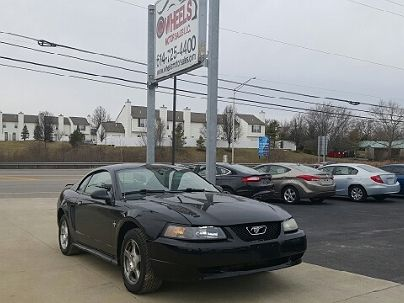Photo 1:  2003 Ford Mustang in Columbus, OH