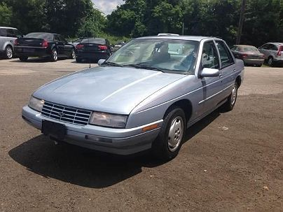 Photo 1:  1996 Chevrolet Corsica in Pound Ridge, NY exterior view from front driver's side