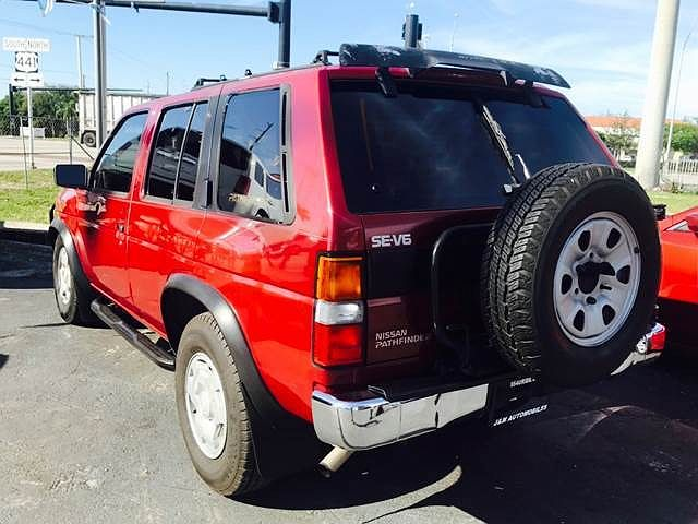 used 1995 nissan pathfinder le for sale in west park fl jn8hd17y4sw006350 used 1995 nissan pathfinder le for sale