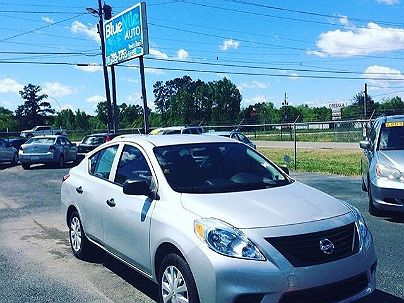 Photo 1:  2014 Nissan Versa S in Augusta, GA