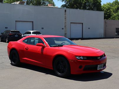 Photo 1:  2014 Chevrolet Camaro LS LS1 in Albany, OR exterior view from front driver's side