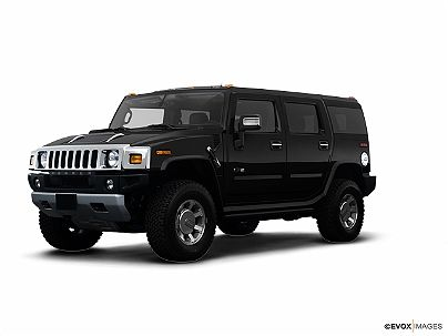 Photo 1:  2008 Hummer H2 in Highland, IN exterior view from front driver's side