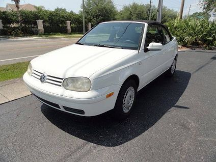 used 2001 volkswagen cabrio gls for sale in sarasota fl 3vwcc21vx1m801850 used 2001 volkswagen cabrio gls for