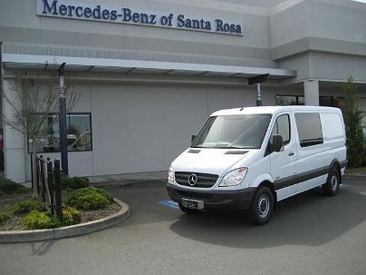 Photo 1: 2013 Mercedes-Benz Sprinter 2500 with  in Santa Rosa, CA