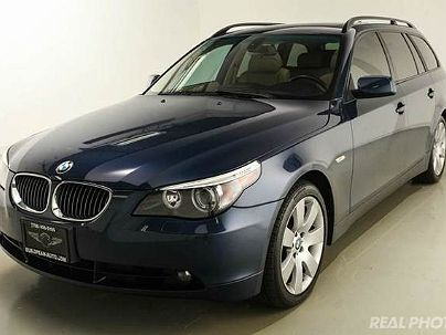 Photo 1:  2006 BMW 5 Series 530xi in Westchester, IL