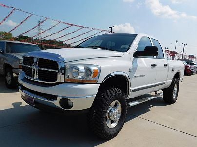 Photo 1:  2006 Dodge Ram 2500 SLT in Cullman, AL exterior view of driver's side