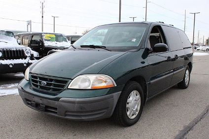 Used 2000 Ford Windstar Lx For Sale In Indianapolis In