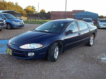 Photo 1:  2004 Chrysler Intrepid in Houston, TX